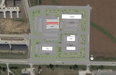 Tiffin Commercial For Sale: Lot 4 Prairie Village Part 1 #Unit 101