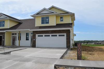 Tiffin Condo/Townhouse For Sale: 605 Rolling Hills Drive