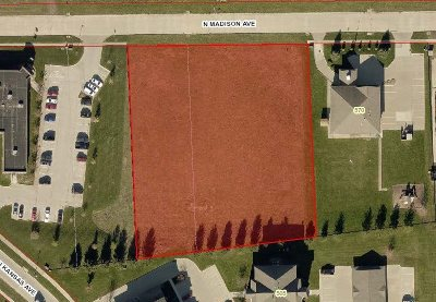 North Liberty Residential Lots & Land For Sale: 560 Madison Ave