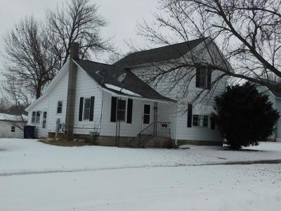 Tipton Single Family Home For Sale: 207 Sycamore St