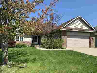 Coralville Single Family Home For Sale: 805 Lincolnshire Pl
