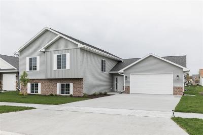 Iowa City Single Family Home For Sale: 1736 Dickenson Ln
