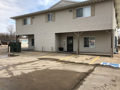 Iowa City Commercial For Sale: 1486 S 1st Ave #B