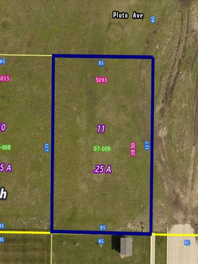 Linn County Residential Lots & Land For Sale: 5093 Pluto Ave Lot 11