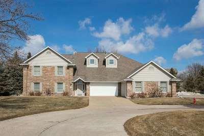 Iowa City Condo/Townhouse New: 2382 Willowbrooke Ln