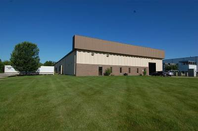Iowa City Commercial For Sale: 2319 Heinz Rd