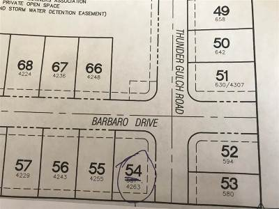Johnson County Residential Lots & Land New: 4263 Barbaro