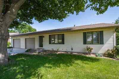 Iowa City Multi Family Home New: 1233-1235 Dolen Place
