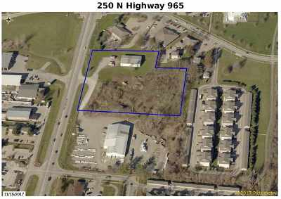 Johnson County Residential Lots & Land New: 250 N Highway 965