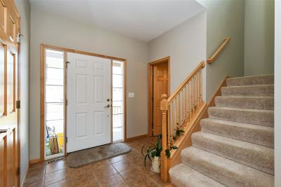 Coralville Condo/Townhouse For Sale: 2168 Westminster Cir