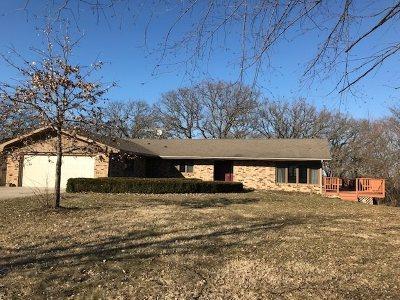 Kalona Single Family Home New: 2230 133rd St