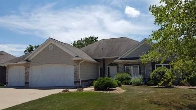 Coralville Single Family Home For Sale: 2882 Diamond Mil Cir