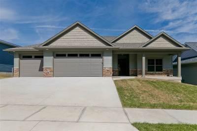 Iowa City IA Single Family Home For Sale: $459,900