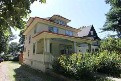 Iowa City Single Family Home For Sale: 416 S Summit St