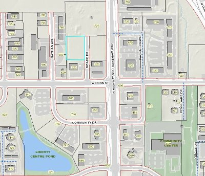 North Liberty Residential Lots & Land For Sale: Inter-City Industrial Park - Part Four Lot 4