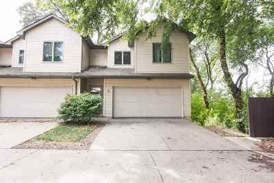 Coralville Condo/Townhouse For Sale: 936 23rd Ave #F