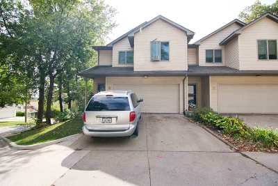 Coralville IA Single Family Home For Sale: $169,900