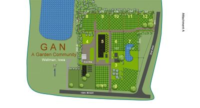 Wellman Residential Lots & Land For Sale: 3.25 Acres Development Land 13th Street