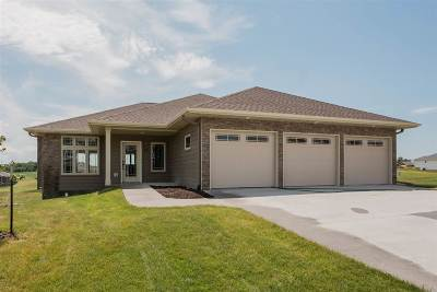 Johnson County Single Family Home For Sale: 4127 Unbridled Ave.