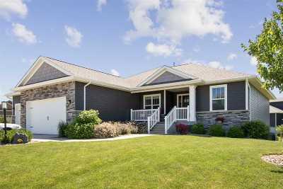 Iowa City Single Family Home New: 4219 Buckingham Ln.