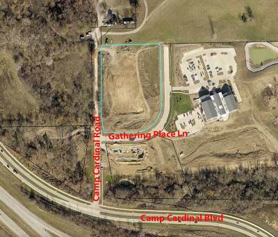 Iowa City Residential Lots & Land For Sale: Outlot A Gathering Place Ln