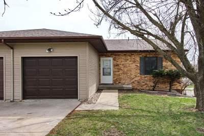 Iowa City IA Condo/Townhouse New: $205,000