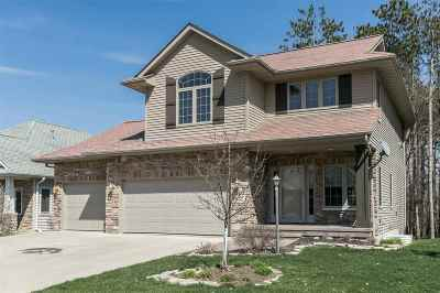 Coralville Single Family Home New: 2247 Dempster Dr