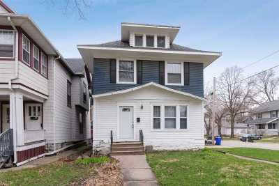 Cedar Rapids Single Family Home For Sale: 1840 Park Ave SE