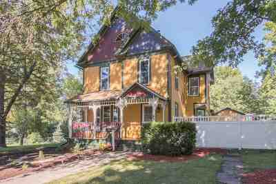 Washington Single Family Home For Sale: 850 S Marion