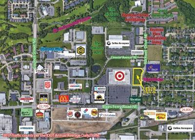 Cedar Rapids Residential Lots & Land For Sale: 5945 Rockwell Dr NE