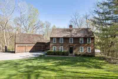 North Liberty Single Family Home For Sale: 3767 Oak Ln NE