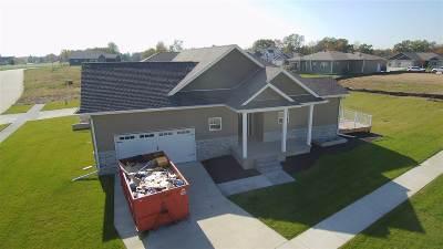 Iowa City Condo/Townhouse For Sale: 4000 Grindstone Drive