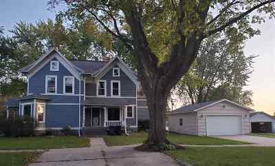 Tipton Single Family Home For Sale: 505 W 7th St