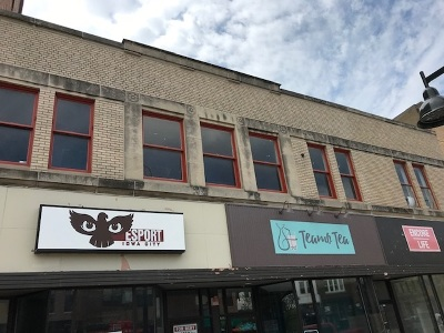 Iowa City Commercial For Sale: 119 1/2 E Washington St #Upper Le