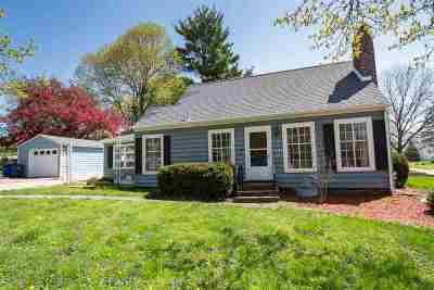 Cedar Rapids Single Family Home For Sale: 1204 Elmhurst Dr NE