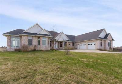 Linn County Single Family Home For Sale: 3460 Harstad Way