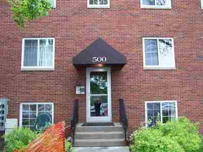 Iowa City Condo/Townhouse For Sale: 500 Grandview Court #521