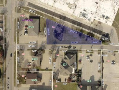 Johnson County Residential Lots & Land For Sale: 820 Pepperwood Ln