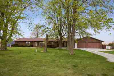 Keokuk County Single Family Home For Sale: 20545 255th St