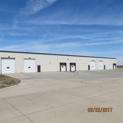 Iowa City Commercial For Sale: 2802 Independence Rd. E & F
