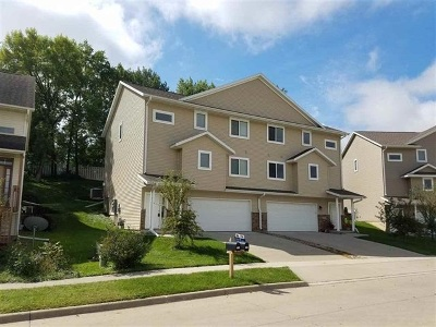 Iowa City IA Condo/Townhouse For Sale: $254,900