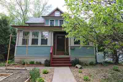 Iowa City IA Single Family Home For Sale: $284,900