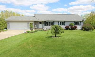 Iowa County Single Family Home For Sale: 2912 N Dr