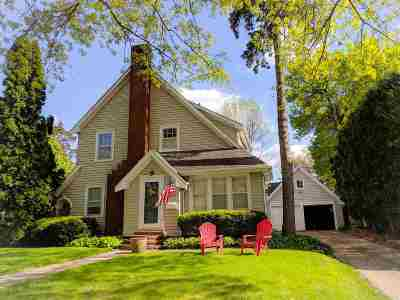 Iowa City Single Family Home For Sale: 147 Koser Ave