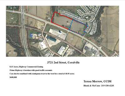 Johnson County Residential Lots & Land For Sale: 3721 2nd St