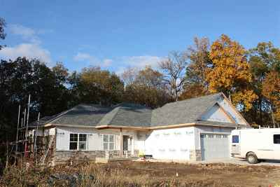 Tiffin Single Family Home New: 1100 Cullen Dr