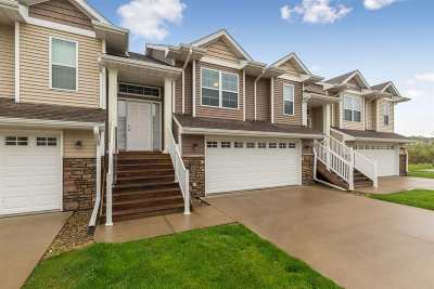 North Liberty Condo/Townhouse New: 1320 Ashley Pl
