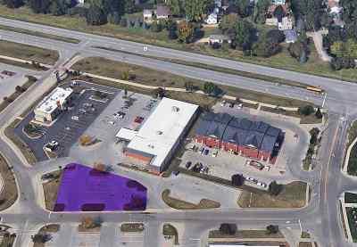 Iowa City Commercial New: Lot 5 Pepperwood Plaza