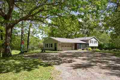 Johnson County Single Family Home For Sale: 2387 Copi Road