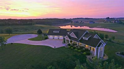 Jones County Single Family Home For Sale: 20923 93rd Street